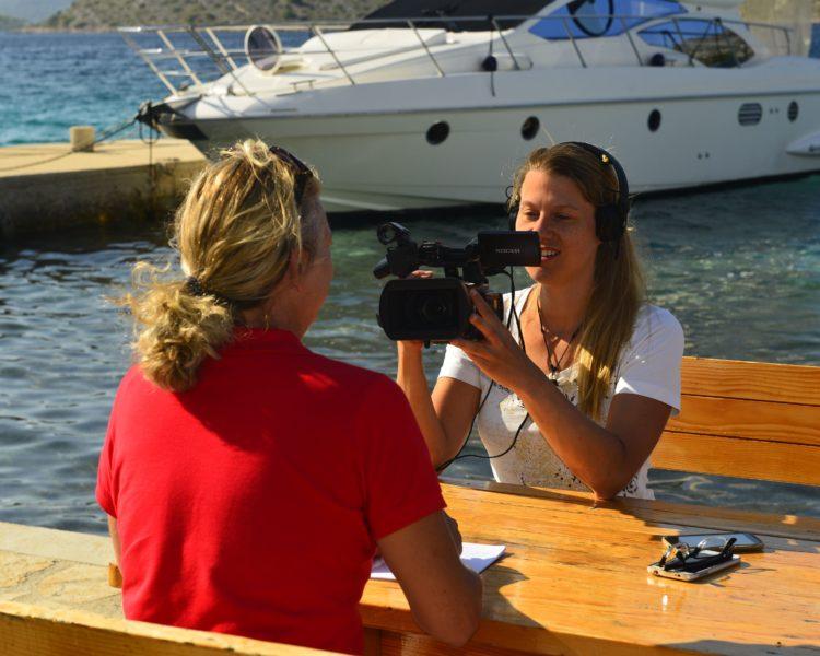 Fernseh-Beiträge, die Sarah Lindner realisiert