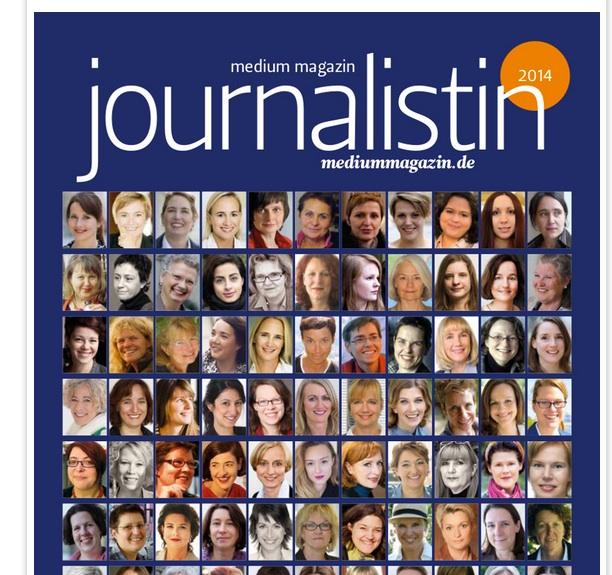 Medium Magazin Sarah Lindner