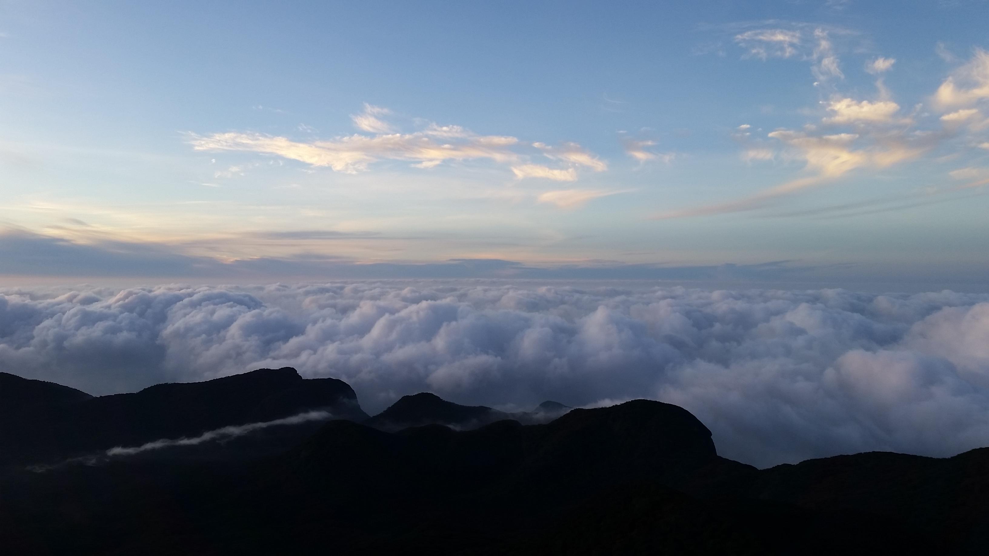 Ausblick vom Adams Peak