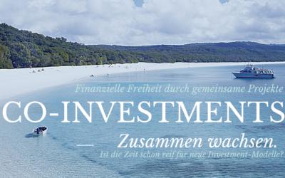 Co-Investments für eine sichere Streuung des eigenen Kapitals