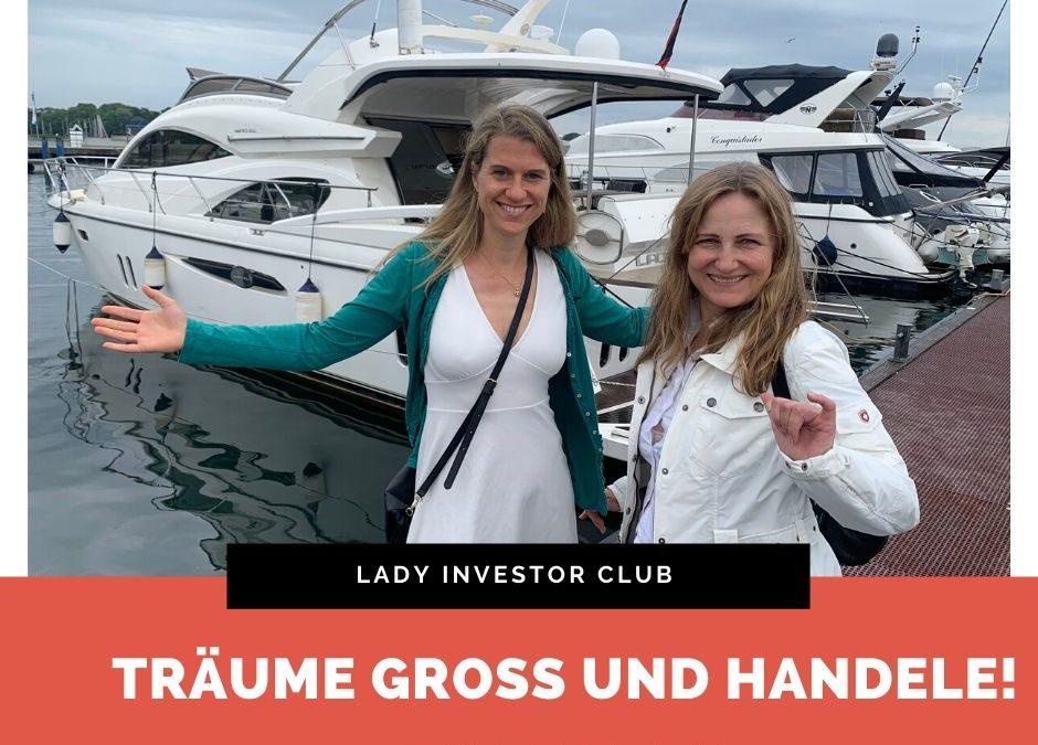 Lady Investor Club: Als Immobilien-Investorin im Netzwerk durchstarten